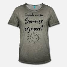 Sommer Ergaunert Lustig Spruch Hitze Geschenk Männer Bio T Shirt
