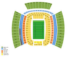 Heinz Field Seating Chart And Tickets
