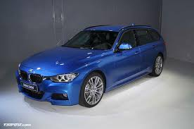 BMW Convertible bmw 3 touring m sport : M Sport F31 3 Series Touring Officially Shown For First Time - Page 2