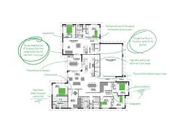 house plans with granny flats attached in flat
