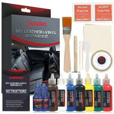 leather repair kit vinyl faux black white red blue scratch upholstery furniture for
