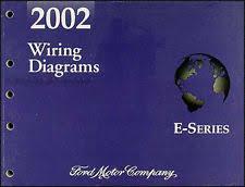 ford econoline van other parts 2002 ford econoline wiring diagram manual e150 e250 e350 e450 550 van club wagon