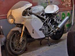 ducati tifoso making of tifoso st full fairing cafe racer design