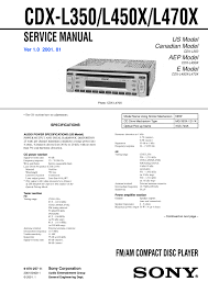 sony cdx l350 wiring diagram sony image wiring diagram sony cdx l350 cdx l450 cdx l470 on sony cdx l350 wiring diagram