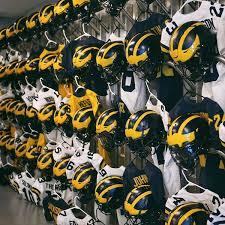 Michigan Football Scholarship Chart Michigan Wolverine Football Depth Chart 2019