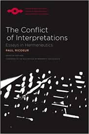 the conflict of interpretations essays in hermeneutics studies  the conflict of interpretations essays in hermeneutics studies in phenomenology and existential philosophy paul ricoeur don ihde