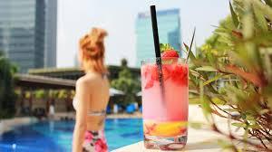 pool bar. Sky Pool Bar Café