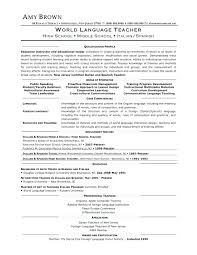 Affiliation In Resume Example resume Some Resume Samples 42