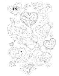 Mary Engelbreit Valentine 39 S Coloring