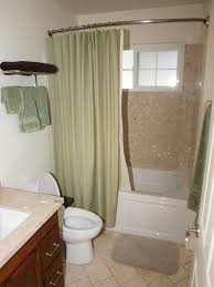here s basically the same picture but with the shower curtain opening to the other side so you can see the shower controls