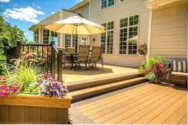 how much does it cost to build a composite deck of price o46