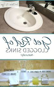 unclogging tub drain how to unclog a bathtub without chemicals ideas clogged bathroom sink drain standing