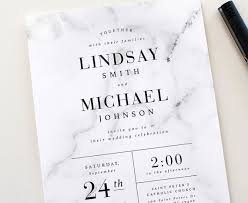 best 25 typography invitation suites ideas on pinterest Design Wedding Invitations With Pictures modern marble wedding invitation set marble wedding invite, modern wedding invitations, marble invitations, black white, modern design design wedding invitations with photos