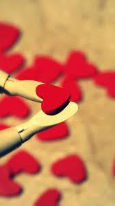 Love Heart Hd Wallpaper For Mobile ...