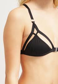 Cosabella Size Chart Cosabella Underwear Cosabella Bisou Triangle Bra Black