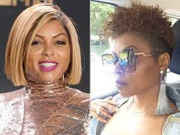 Chopped Hair Style taraji p henson chopped off all her hair 6923 by wearticles.com