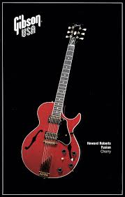guitars designed by howard roberts howard roberts fusion