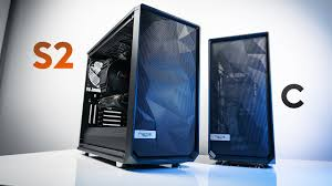 Fractal Design Meshify S2 Amazon Meshify S2 Vs Meshify C Is Bigger Really Better