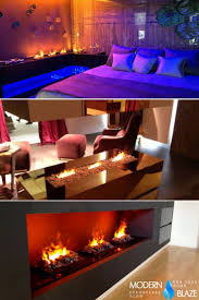 Modern Flames FusionFire™  76Water Vapor Fireplace