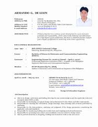 Latest Resume Samples For Experienced the latest resume format Tierbrianhenryco 2