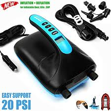 electric air pump inflation pumping inflatable swimming pool electric for household inflatable