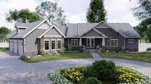 1 story craftsman house plan bridgetown