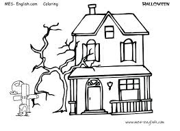 Free Coloring Pages For Kids Online Halloween Adults At Mes A