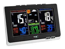 Купить <b>Цифровая метеостанция TFA 35.1129.01 Spring</b> недорого ...