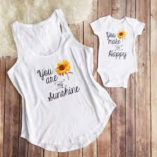 Mother Daughter <b>Family Matching Clothes Family</b> Look <b>Outfits</b> You ...