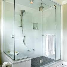 shower towel bar various hanging shelves house transitional bathroom towel bar on glass door steam shower