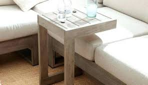 sofa living white kmart glass bedside tables end target chair for couch small oak table room