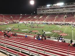 Sam Boyd Stadium Virtual Seating Chart Sam Boyd Stadium Section 105 Rateyourseats Com