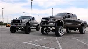 4bt Cummins Toyota/ Show Trucks Taking Over Streets in ATL - YouTube