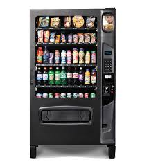 Used Cold Food Vending Machines Stunning Food Vending Machines For Cold Or Frozen Food When Going Out To