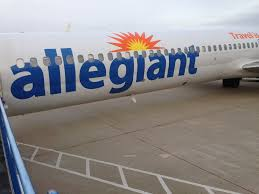 allegiant frequent flyer miles no bag fees allegiant 39 monterey to las vegas for frontier 37