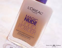 l oreal magic foundation review swatches india