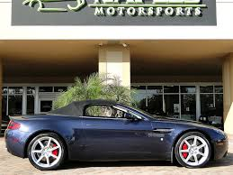 2007 Aston Martin Vantage Roadster