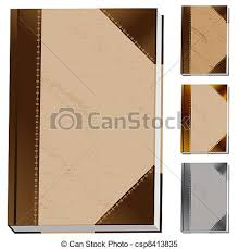 old leather bound book set csp8413835