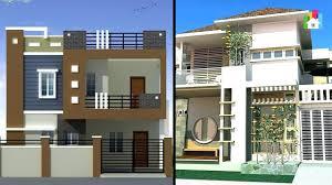 Building Elevation Designs For Double Floor Two Floor House Elevations Photos Double Floor House Ideas Duplex Home Elevation