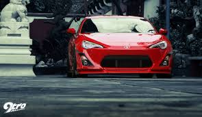 Toyota GT86 - Red Dragon - 9tro