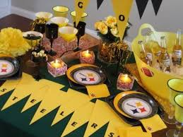 Super Bowl Party Decorating Ideas How To Host The Best Super Bowl Party On A Budget Thrifty Jinxy 82