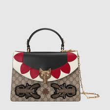 gucci bags new collection. broche medium gg top handle bag gucci bags new collection