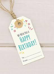 Birthday Tags Template 12 Tag Designs Templates Free Premium Templates
