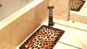 leopard bathroom set animal print bathroom set leopard print bathroom astonishing bathroom leopard rug on animal leopard bathroom set animal animal print