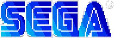 Retro Sega Logo
