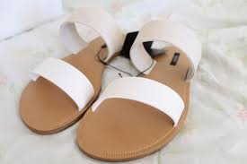 faux suede slides forever21