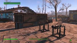 Power Armor Display Stand Fallout 100 Contraptions How To Display Armor Weapons 9