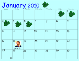 2010 Calendar January Smart Exchange Usa January 2010 Calendar