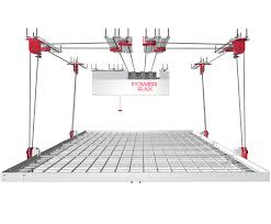 overhead garage storage lift. The New Motorized Ceiling Platform With Overhead Garage Storage Lift