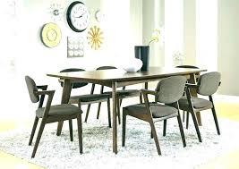 modern round kitchen table modern round dining room table large modern dining room table modern round